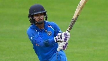 Mithali Raj wants the 2022 ODI World Cup as the capstone on a seminal career.