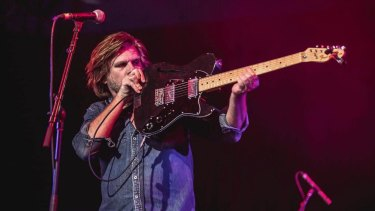 Tex Perkins has tried his hand at executive-producing for livestream concert series, The Show.