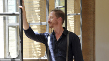 """Andrew Sean Greer: """"It was important for me for Arthur as a queer character in Less to be given a happy ending, because I'd long wanted to read that book and I couldn't find it."""""""