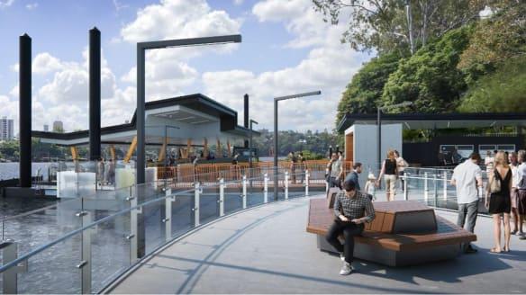 CityCat terminal to be demolished and rebuilt