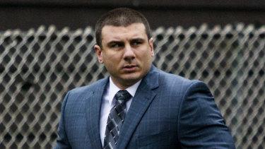 New York City police officer Daniel Pantaleo has been fired.
