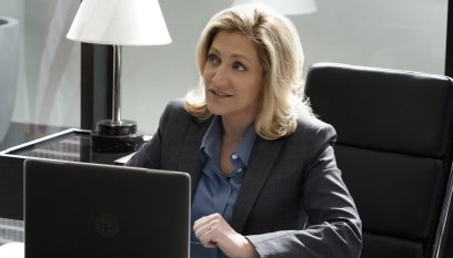 Edie Falco's new show offers a fresh take on the police procedural