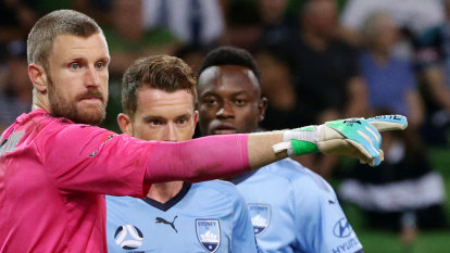 ACL has been blessing in disguise for Sydney's title hopes: Redmayne