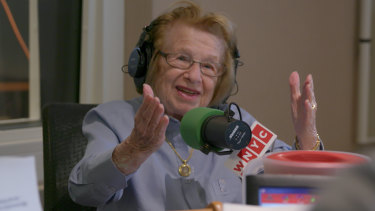 At age 90, sex therapist Dr Ruth Westheimer is still a force to be reckoned with.