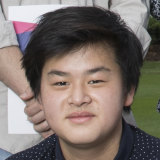 Alexander Yao found out he was first in the state in two subjects when he read the Sydney Morning Herald.
