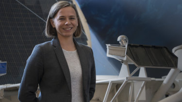 Sky's the limit for WA women looking to a career in science
