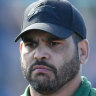 Inglis facing up to painful reality but has good people on his side