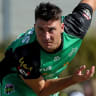 Sore ankle can't slow brilliance of Stoinis