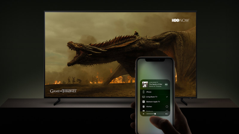 CES 2019: Apple's AirPlay and iTunes coming to smart TVs this year