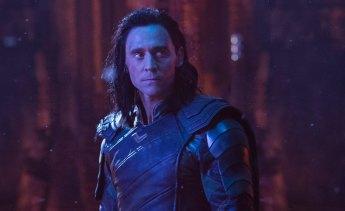 Tom Hiddleston in Thor.