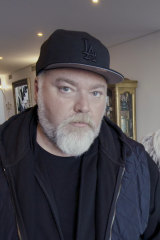 Commercial radio host Kyle Sandilands opens up on his brush with fatherhood.