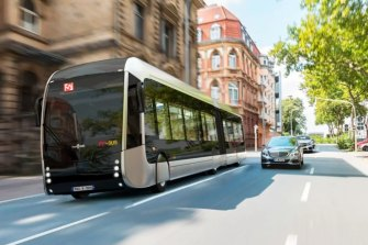 Keolis is supporting a new network of hydrogen-powered buses in the French city of Pau.