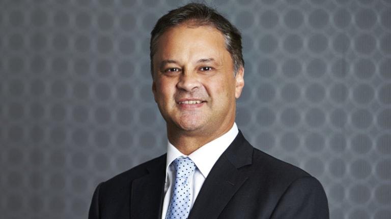 UniSuper chief investment officer John Pearce.