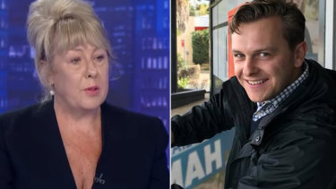 Teena McQueen, the Liberal Party's federal vice-president, has made a complaint against Upper House MP Taylor Martin.