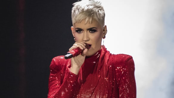Katy Perry reveals mental health struggle following flop album