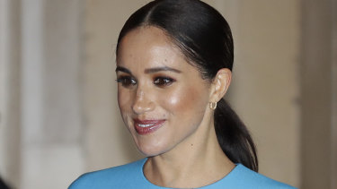 Meghan Markle, the Duchess of Sussex.