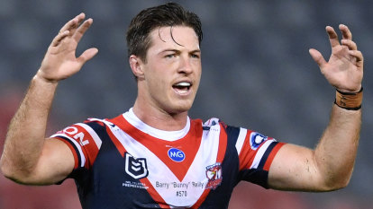 Verrills 'extremely flat' after two-week ban as Robinson regroups Roosters