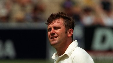 Mark Taylor was Australian captain in 1994/95 when the senior side was challenged by Australia A in the World Series Cup.