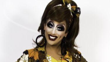 Bianca del Rio is once again touring Australia.