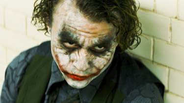 Heath Ledger made a great impression as the Joker in <i>The Dark Knight</i> but the casting was initially controversial.