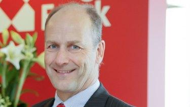 Stephen Ellis, Knight Frank Australia Partner and CEO.