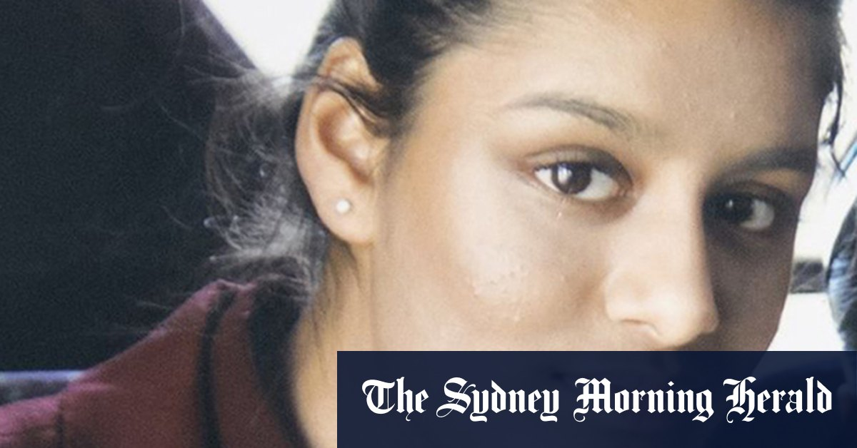Runaway schoolgirl who joined IS loses bid to return to Britain