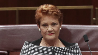 'An absolute mess': Pauline Hanson a wildcard on delaying superannuation rise
