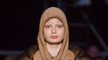 Burberry criticised for glamourising suicide with 'noose' hoodie