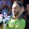 'Like an extra player': du Plessis says Australia have big game edge
