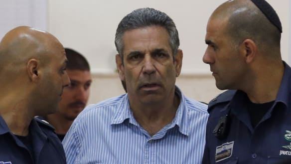 Former Israeli minister charged of spying for Iran to serve 11 years