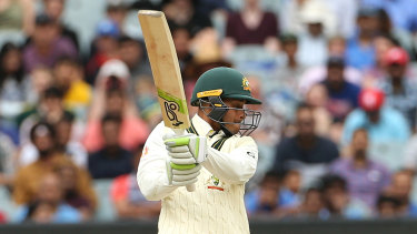 Recall: Usman Khawaja is set to turn out for Australia in a one-dayer for the first time in more than a year.