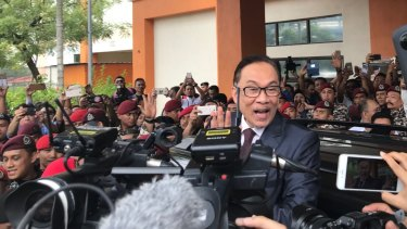 Malaysian prime minister-in-waiting Anwar Ibrahim spent years in prison following two sodomy convictions he has always denied. He was granted an official pardon and released on May 16, 2018.