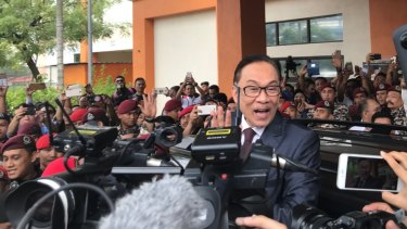 Malaysian prime minister in waiting Anwar Ibrahim spent years in prison because of two sodomy convictions he has always denied. He was granted an official pardon and released on 16th May, 2018.