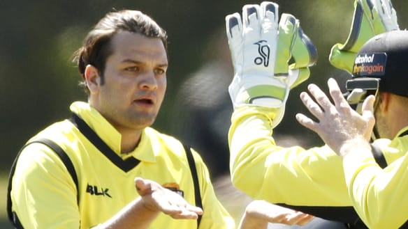 Usman Qadir: I want to play for Australia