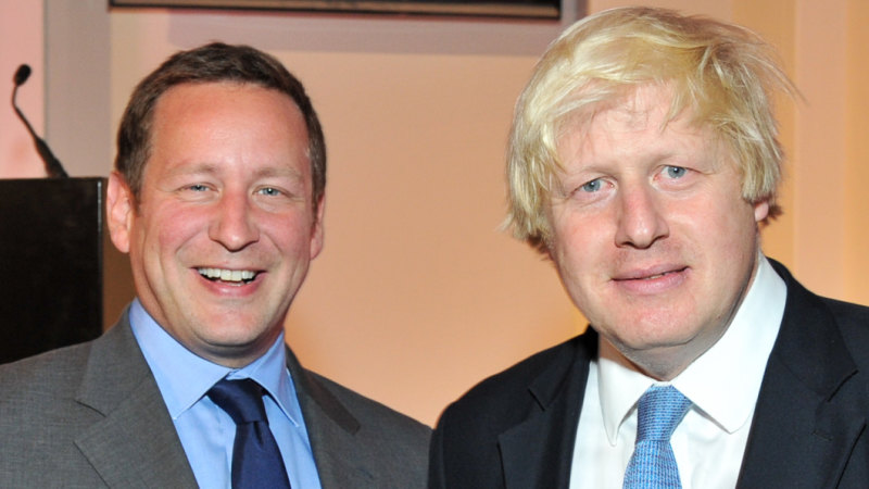 Former Tory Ed Vaizey still trade envoy despite expulsion from party