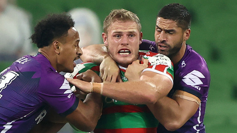 Rabbit-proof defence: Storm deny Souths again