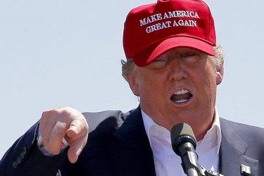 The coronavirus might succeed where President Trump's failed