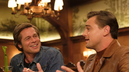 Who is the better man: Brad or Leo?