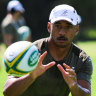 Brumbies star ready, willing and able if Rennie and Wallabies need him