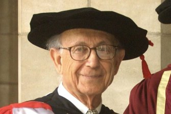 Joe Isaac: Celebrated academic.