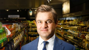 Aldi Australia CEO Tom Daunt is not intimidated by the arrival of Kaufland.
