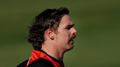 The Bombers are in a catfight for Joe Daniher