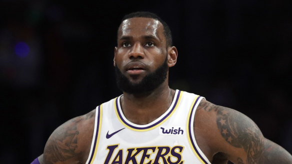 LeBron still king of NBA earners: Forbes