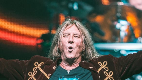 Hysteria, hits and no misses as Def Leppard hit high notes