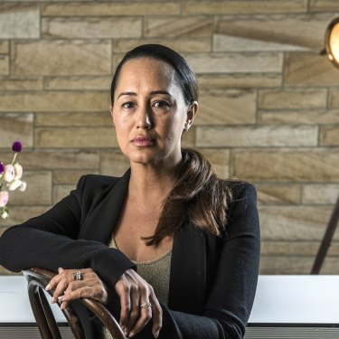 Lawyer Rebekah Giles, whose clients include Attorney-General Christian Porter and former federal Liberal staffer Brittany Higgins, has become the go-to lawyer for anyone of wealth or power whose lives has been blown apart by scandal.