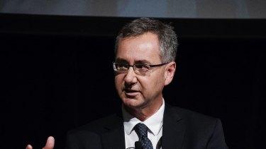 APRA deputy chairman John Lonsdale said the regulator's approach to enforcement had already changed.