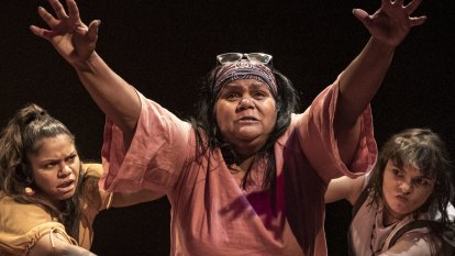 In wombat season, a tribute to the resilience of First Nations mothers
