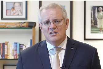 Prime Minister Scott Morrison delivered a message to Australian expats locked out of the country during the pandemic.