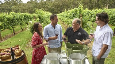 Mingle with winemakers and taste some of the region's finest wine and produce at Pinot Picnic.