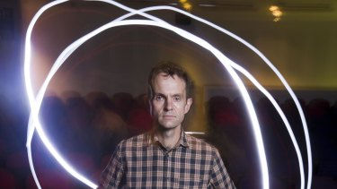 """Monash researcher Neil Selwyn sees some """"far out"""" trends on the horizon."""